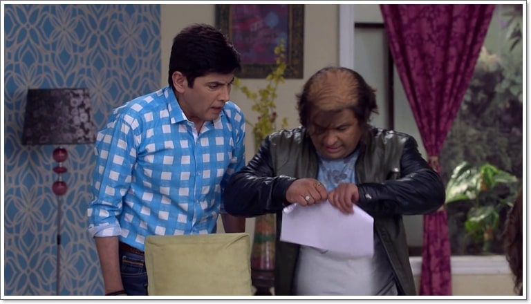 Interesting Facts About Vibhuti Narayan Mishra From Bhabiji Ghar Par Hain!