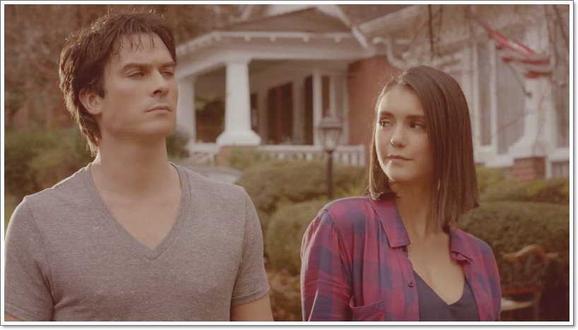 Can You Match These Damon Pics To Their TVD Seasons?
