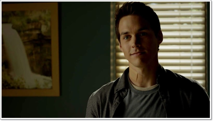 How Well Do You Know Kai Parker From The Vampire Diaries?