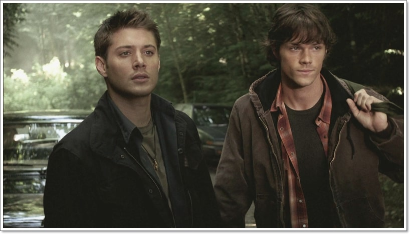 Find Out Which Supernatural Character You Are!!