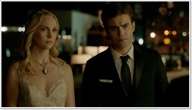 Which Character From The Vampire Diaries Will You Marry?