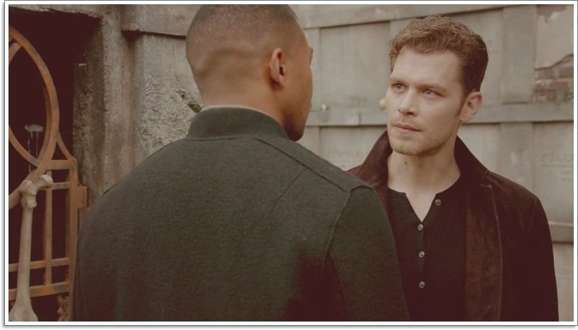 Find Out Who Is Your Boyfriend From The Originals?