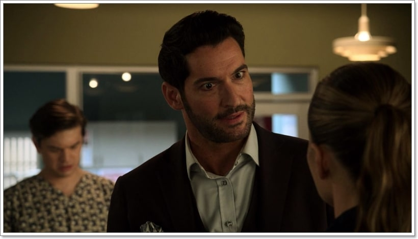 Which Character Would You End Up Marrying From Lucifer?